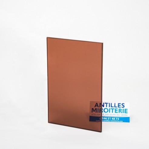 Altuglas - Plexiglas CN Fumé Bronze 6mm