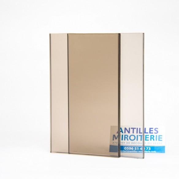 Glace bronze - Parsol 6mm