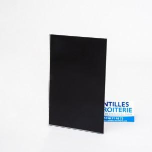 Crédence Lacobel Noir classique - 9005