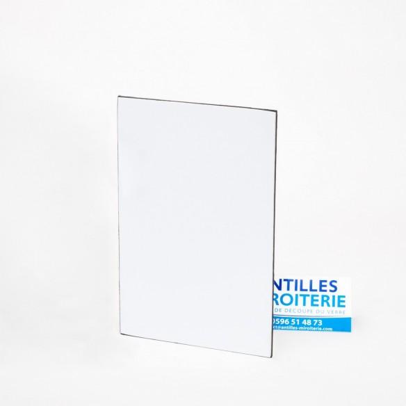 Panobond blanc  (Ral 9010)  3mm 3050 x 1500