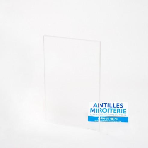 Plexiglas clair 6mm