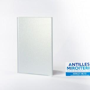 Crédence Lacobel Rich Aluminium Gris métallisé - 9007